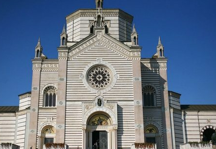 MONUMENTALE DI MILANO